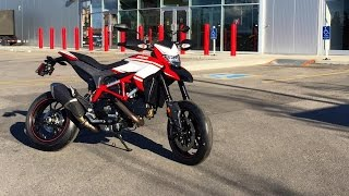 7. So I bought another Hyper. 2015 Ducati Hypermotard SP Review + First Ride