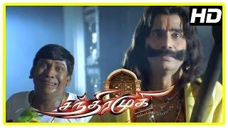 Video Chandramukhi Tamil Movie | Jyothika tries to be Chandramukhi | Rajinikanth | Nayanthara | Prabhu MP3, 3GP, MP4, WEBM, AVI, FLV Juni 2018