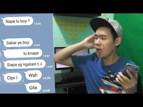 Video TEXT PRANK KETUA OSIS (GONE WRONG!!) - Young Lex (O Aja Ya Kan) download in MP3, 3GP, MP4, WEBM, AVI, FLV January 2017