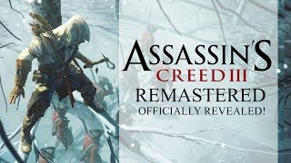 Assassin's Creed 3 REMASTERED OFFICIALLY REVEALED! Coming to AC Odyssey Season Pass and DLC!