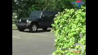 JEEP RUBICON 2008 TEST DRIVE AUTOMOCION TV