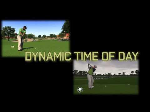 Tiger Woods PGA TOUR 12 The Masters Next Gen Enhancements