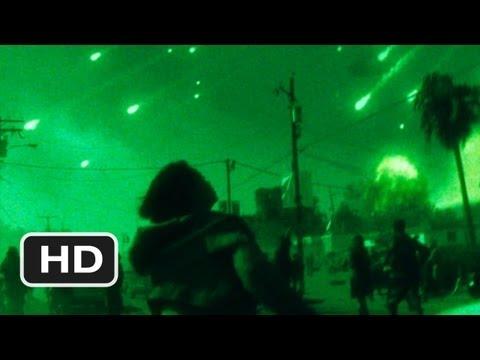 Eyewitness Accounts Scene - Battle: Los Angeles Movie (2011) - HD