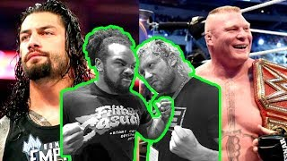 Video NEW DAY VS ELITE REVIEW & RESULTS! WWE/NJPW SHOW CONFIRMED? (Going in Raw Pro Wrestling Podcast) MP3, 3GP, MP4, WEBM, AVI, FLV Juni 2018