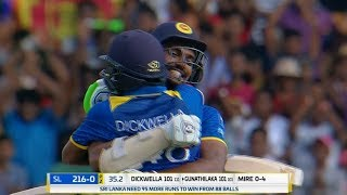 Sri Lanka pulled off a resounding eight-wicket win in the third One-Day International in Hambantota on 6th June to take 2-1 lead in the five-match series against ...