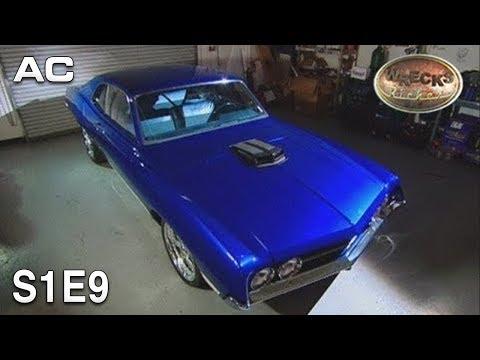 Wrecks to Riches   S1E9   Plain Jane   '71 Ford Torino