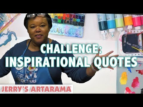 Short quotes - Mixed Media Monday - Inspirational Quotes