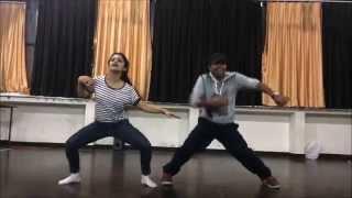 Tu Meri | BANG BANG! | Hrithik Roshan & Katrina Kaif | Dance cover | kunal | DFS
