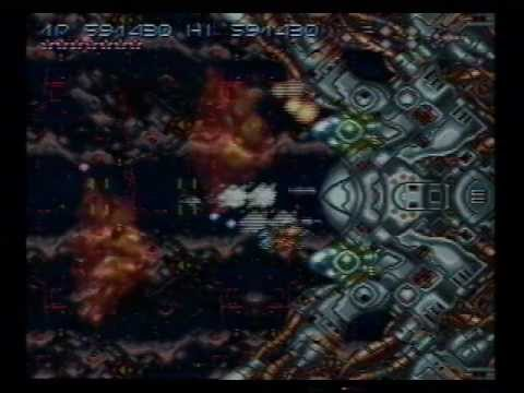 analisis axelay super nintendo