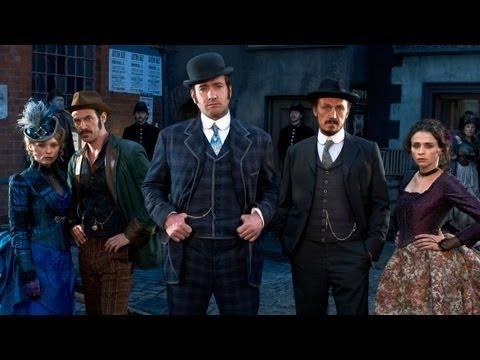 CSI: Victorian Style - RIPPER STREET First Look: Feb 9 BBC America