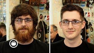 Video Epic Haircut and Beard Transformation MP3, 3GP, MP4, WEBM, AVI, FLV Juli 2019