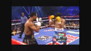 MANNY PACQUIAO vs SHAME MOSLEY Highlights