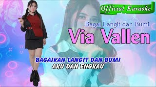 Video Karaoke ~ BAGAI LANGIT DAN BUMI _ tanpa vokal   |   Official Karaoke MP3, 3GP, MP4, WEBM, AVI, FLV Juni 2019