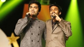 Simbhu acted in Dhanush's Film for 3 days