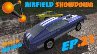 Nonton BeamNG Drive. Ep.21. The Airfield Showdown. Wheelies for all!!! Gameplay Film Subtitle Indonesia Streaming Movie Download