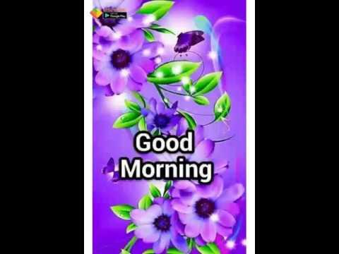 Good morning my love - My  love sending me good morning gif