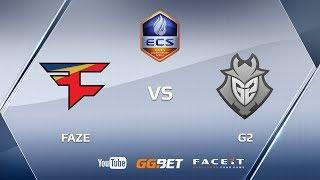 G2 vs FaZe, ECS Season 5 Europe