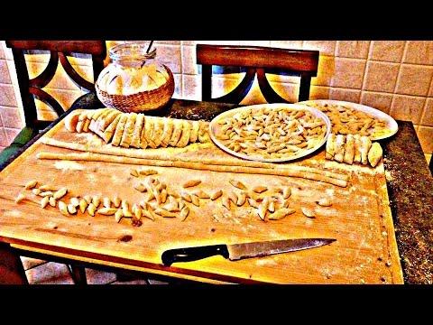 Preparazione gnocchi abruzzesi видео