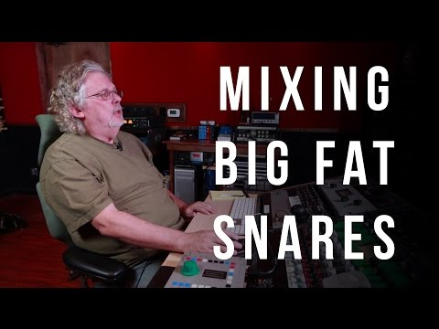Mixing Big FAT Snares – Into The Lair #115
