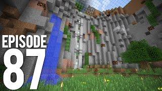 Hermitcraft 3: Episode 87 - Satellite Elevator
