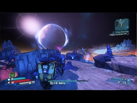 third - Borderlands: The Pre-Sequel Third Person Mode on PC, iron sight/scope and hip fire. Download mod here http://bit.ly/1zilood **Click Show More on how to enable** From the YouTube channel...