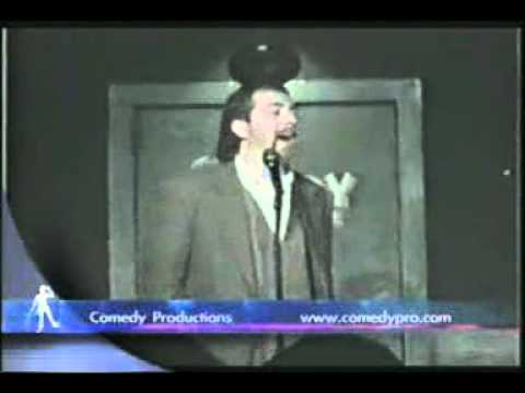 Tim Costello - Comedian (Comedy Productions)