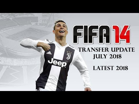 FIFA 14 PC Latest Transfer Update July 2018 Download-Mediafire Link Career Mode Working