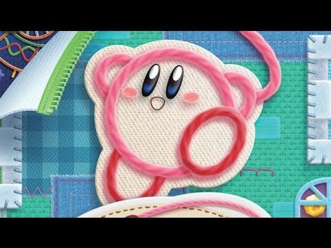 preview-Kirby\'s Epic Yarn Review