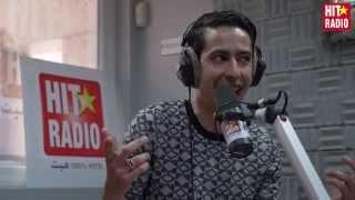 """""""Hak A Mama"""" de Fayçal Azizi en Live dans Le Morning de Momo sur HIT RADIO - 18/03/15"""