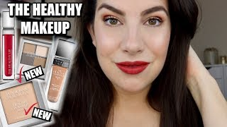 ALL THE HEALTHY MAKEUP - Physicians Formula Review/Try-On by Beauty Broadcast