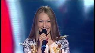 Justina Budaitė - Because of You (LB#3 AKLOSIOS PERKLAUSOS)