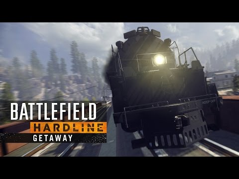 Battlefield Hardline: Getaway – 4 All-New Maps – HD Teaser Trailer