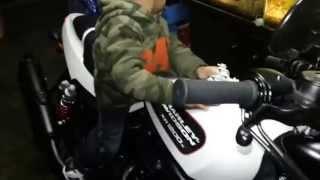 9. Vini Harley Davidson XR 1200 X