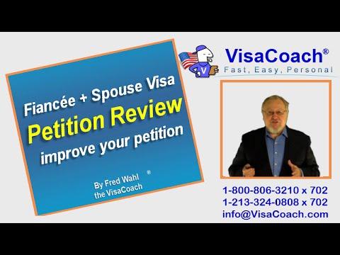 Fiancee Visa Spousal Visa