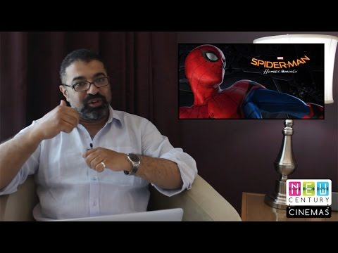 """""""فيلم جامد"""" يراجع الإعلان التشويقي لـ Spider-Man: Homecoming"""