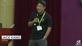 Tuesday 11 30am   RISC V Marketing Committee Update   Jack Kang, SiFive