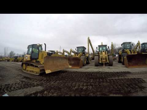 CATERPILLAR TRATORES DE ESTEIRAS D6K2LGP equipment video 1Ak9rfazWGI