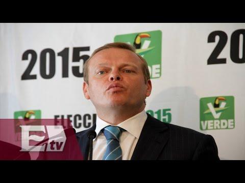 PVEM respalda a Arturo Escobar tras acusaciones de delitos electorales