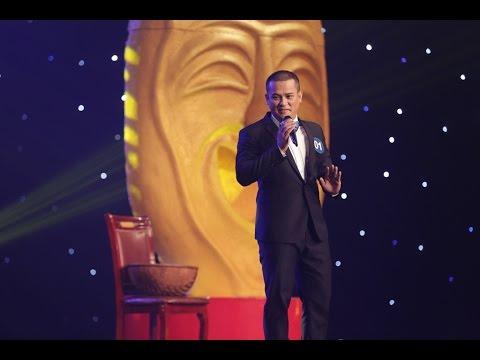 Cười Xuyên Việt - thí sinh giả giọng lệ rơi làm khán giả rơi lệ
