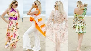 SUMMER TRY ON HAUL OF CLOTHES I WOULDN'T NORMALLY BUY, BUT ENDED UP LOVING! by Channon Rose