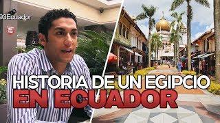 Compartiré con ustedes la historia agridulce de Ahmed Diaa el Din, un egipcio que llegó al Ecuador sin conocer el idioma y lleva...