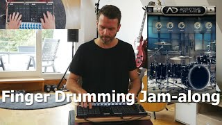 Finger Drumming Jam-along