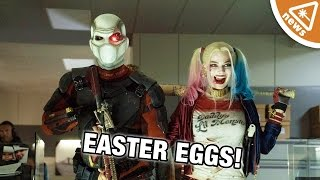 Easter Eggs That Make Suicide Squad More Enjoyable! (Nerdist News w/ Jessica Chobot)