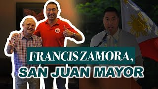 Video UB: Panayam kay Francis Zamora, Mayor-elect, San Juan MP3, 3GP, MP4, WEBM, AVI, FLV Mei 2019
