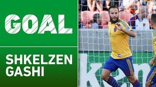 GOAL | Gashi's world-class free kick gives Colorado the lead by Major League Soccer