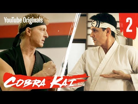 "Cobra Kai Ep 2 - ""Strike First"" - The Karate Kid Saga Continues"