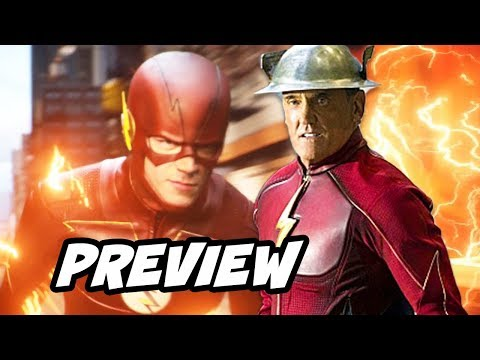 The Flash Season 4 Episode 15 Enter Flashtime Preview Breakdown