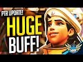 Overwatch - HUGE Ana Buff! More Brigitte NERFS!