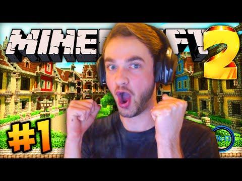 """How To Minecraft (Season 2) – w/ Ali-A #1 – """"NEW WORLD!"""""""