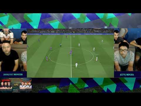 Showmatch đỉnh cao chia tay PES 2017 | AOA vs GameTV 09-09-2017  BLV: G_Bờm